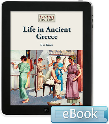 Living History: Life in Ancient Greece eBook