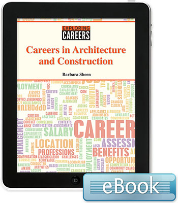 Exploring Careers: Careers in Architecture and Construction eBook