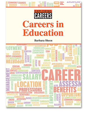 Exploring Careers: Careers in Education