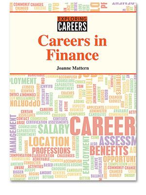 Exploring Careers: Careers in Finance