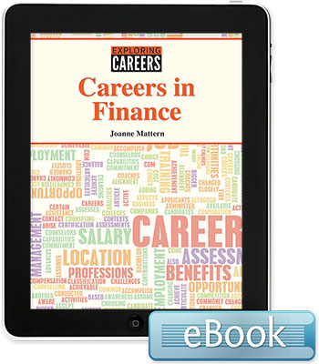 Exploring Careers: Careers in Finance eBook