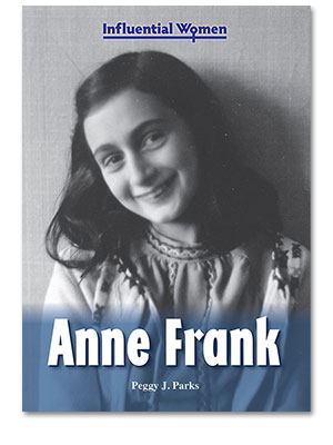 Influential Women: Anne Frank