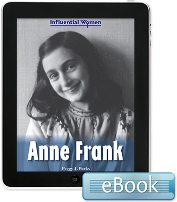 Influential Women: Anne Frank eBook