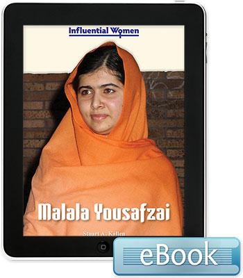Influential Women: Malala Yousafzai eBook