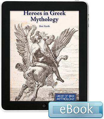 Library of Greek Mythology: Heroes in Greek Mythology eBook