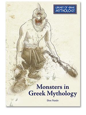 Library of Greek Mythology: Monsters in Greek Mythology