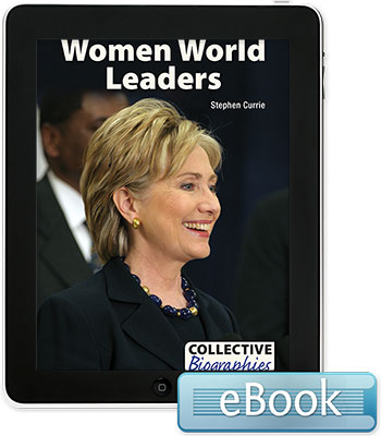 Collective Biographies: Women World Leaders eBook