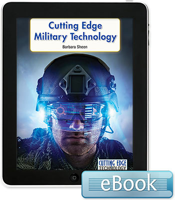 Cutting Edge Technology: Cutting Edge Military Technology eBook