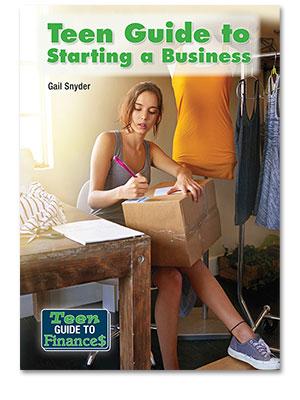 Start a business as a teen seems