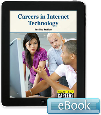High-Tech Careers: Careers in Internet Technology eBook