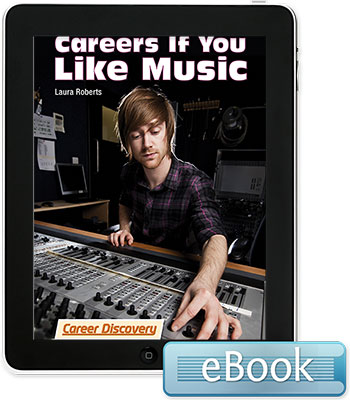 Careers If You Like Music - eBook