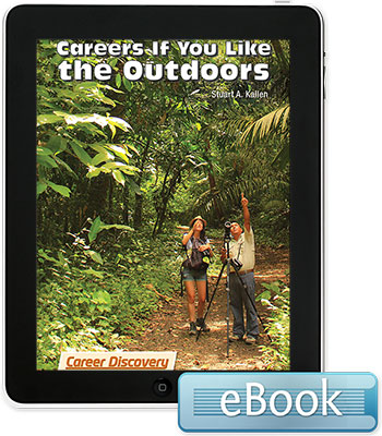Careers If You Like the Outdoors - eBook