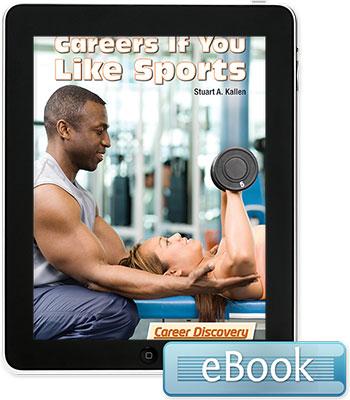 Careers If You Like Sports - eBook