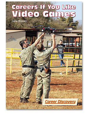 Career Discovery: Careers If You Like Video Games