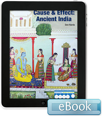 Cause & Effect: Ancient India - eBook