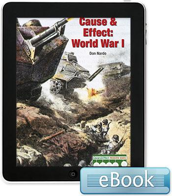 Cause & Effect: World War I - eBook