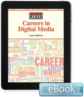 Careers in Digital Media  - eBook