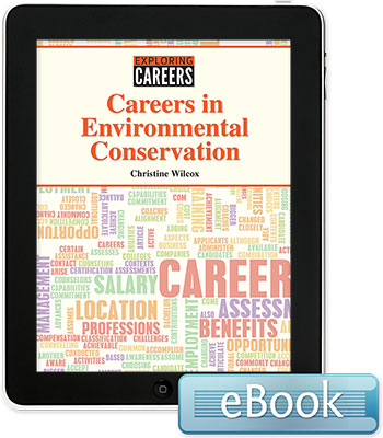 Careers in Environmental Conservation - eBook