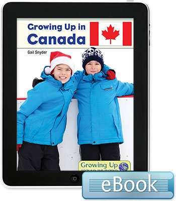 Growing Up in Canada - eBook