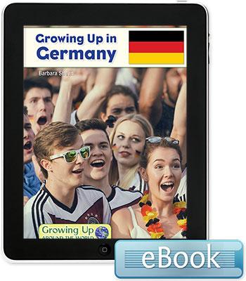Growing Up in Germany - eBook