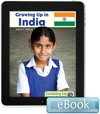 Growing Up in India - eBook