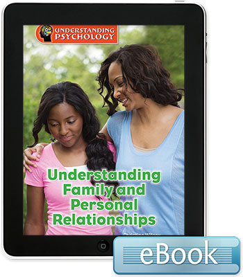 Understanding Family and Personal Relationships - eBook