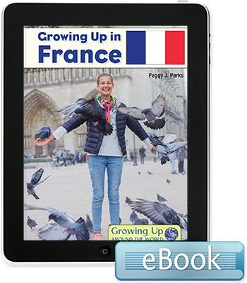 Growing Up in France - eBook