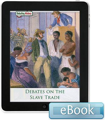 Debates on the Slave Trade - eBook