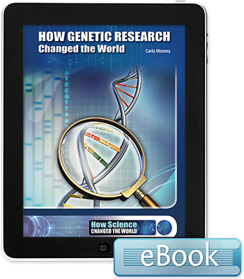How Genetic Research Changed the World - eBook