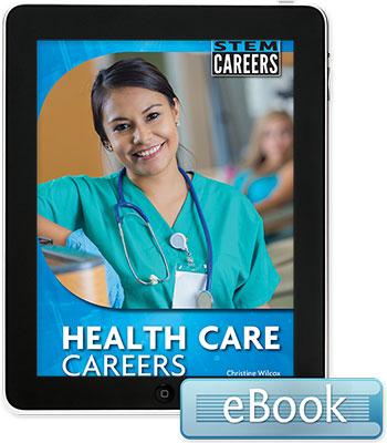 Health Care Careers - eBook