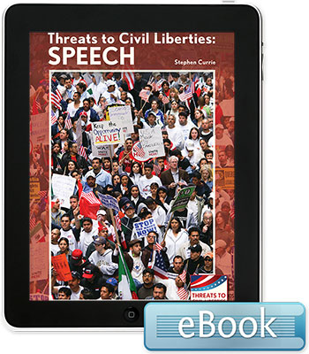 Threats to Civil Liberties: Speech - eBook