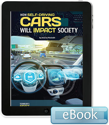 How Self-Driving Cars Will Impact Society - eBook