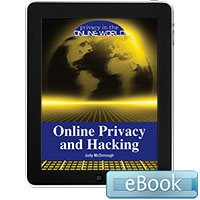 Privacy in the Online World: Online Privacy and Hacking