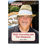 Contemporary Cartoon Creators: Matt Groening and The Simpsons