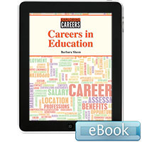 Exploring Careers: Careers in Education eBook