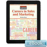 Exploring Careers: Careers in Sales and Marketing eBook
