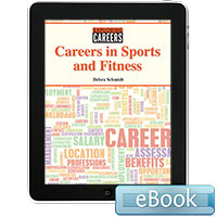 Exploring Careers: Careers in Sports and Fitness eBook