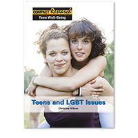 Compact Research: Teen Well-Being: Teens and LGBT Issues hardcover