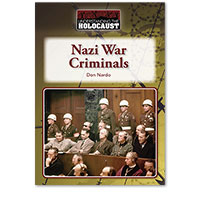 Understanding the Holocaust: Nazi War Criminals