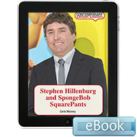Contemporary Cartoon Creators: Stephen Hillenburg and SpongeBob SquarePants eBook