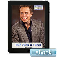 Technology Titans: Elon Musk and Tesla eBook