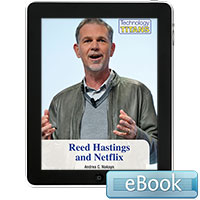 Technology Titans: Reed Hastings and Netflix eBook