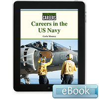 Military Careers: Careers in the US Navy eBook