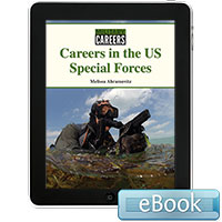 Military Careers: Careers in the US Special Forces eBook