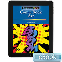 Discovering Art: Comic Book Art eBook
