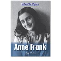 Influential Women: Anne Frank