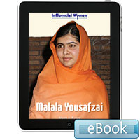 Influential Women: Malala Yousafzai eBook