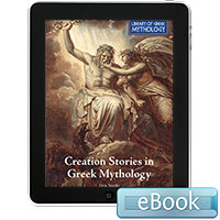 Library of Greek Mythology: Creation Stories in Greek Mythology eBook