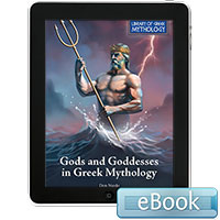 Library of Greek Mythology: Gods and Goddesses in Greek Mythology eBook