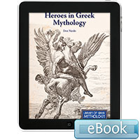 Library of Greek Mythology: Heroes in Greek Mythology eBook